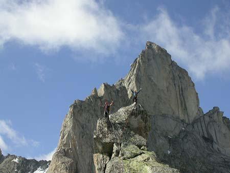 Cresta del Cameraccio