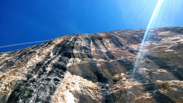 La roccia di Silbergaier