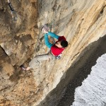 palinuro, luca passini, respect 8a+