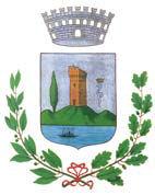 Lo stemma del Comune di Varenna, che segue e sostiene la spedizione in Groenlandia