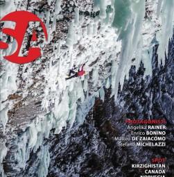 La copertina del numero 26 di Stile Alpino