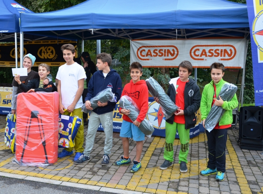 Junior Contest Block DF Sport Specialist - 18 Ottobre 2015