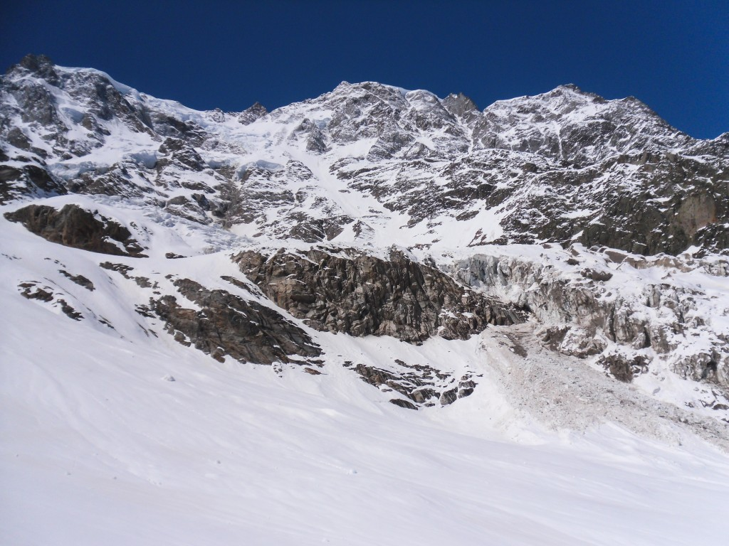 MONTEROSA _ MERINELLI couloir _ 50