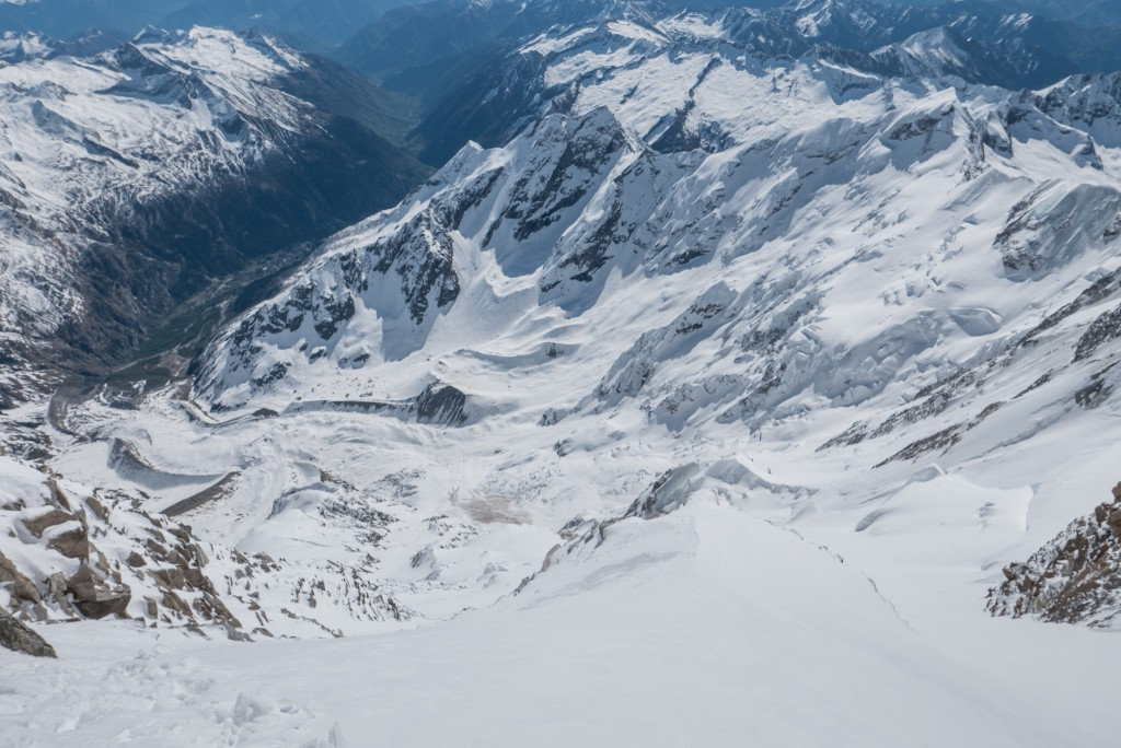 MONTEROSA _ MERINELLI couloir _ 72