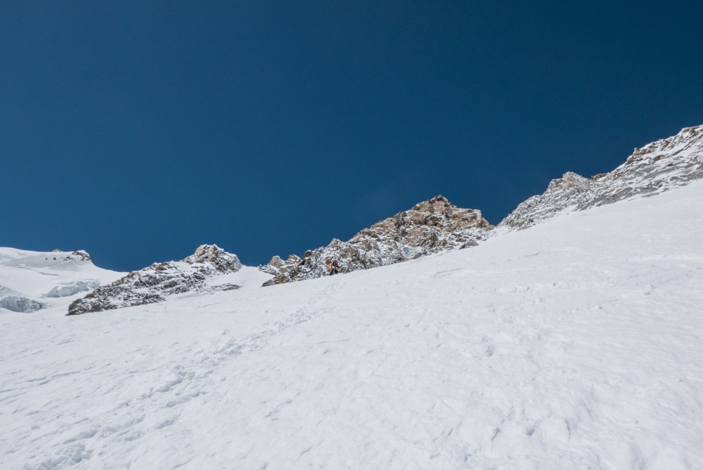 MONTEROSA _ MERINELLI couloir _ 74