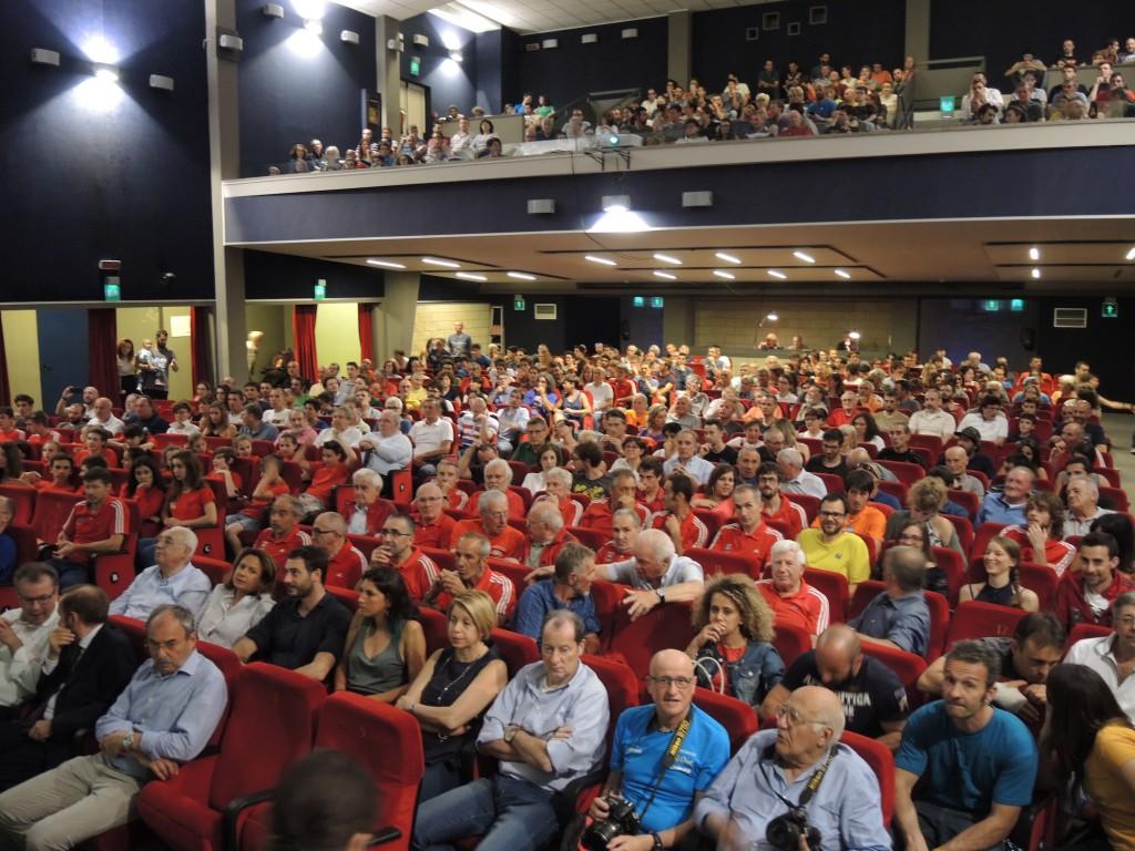 Li grande pubblico del Cenacolo Francescano (ph courtesy LeccoNotizie.com)