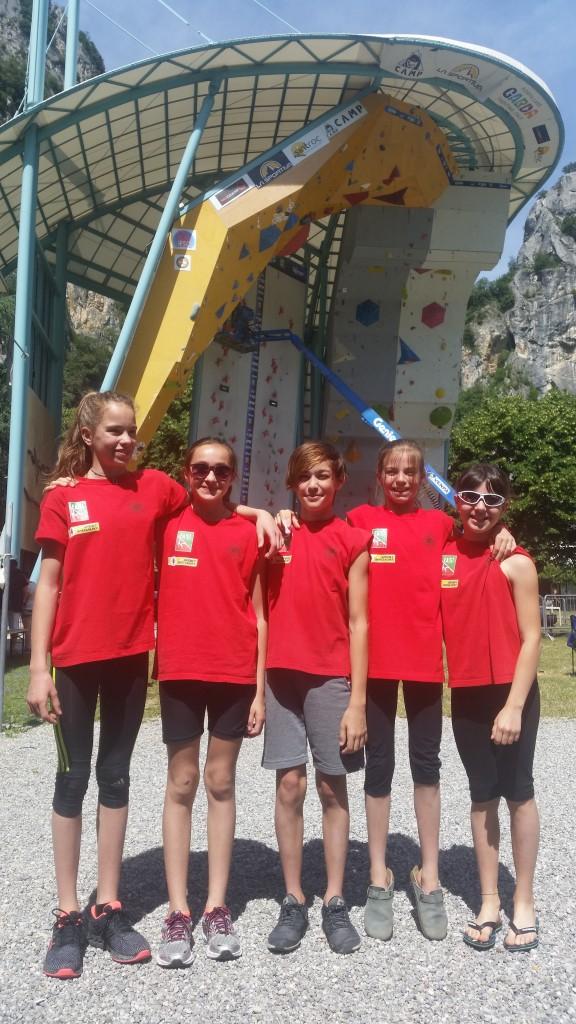 Campionato Italiano U14 9-11 giugno 2017