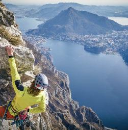 Forcellino Climbing by Filippo Salvioni