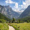 VAL DI MELLO: nuovi itinerari sull'altro lato della valle