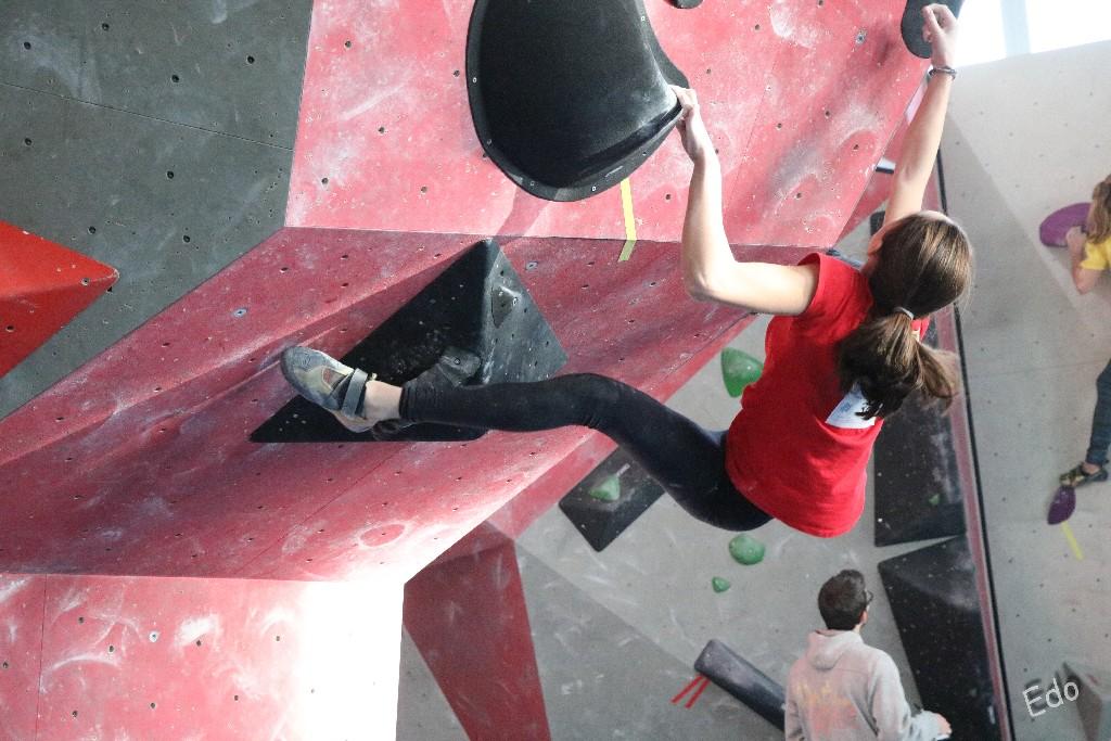 La tenacia di Vera la porta al quarto posto, ad un soffio dal podio