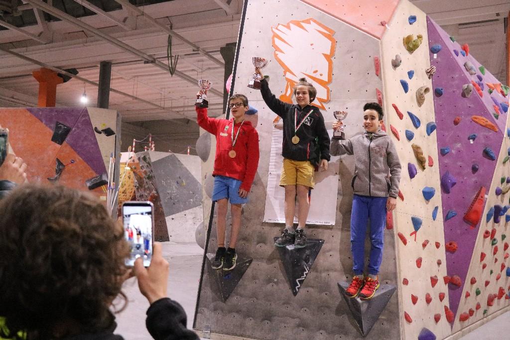 Juri Villa al secondo posto nella classifica regionale U14