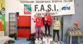 Podio Giulia Passini prima e Valentina Arnoldi seconda 49226005118_340aa64c00_o