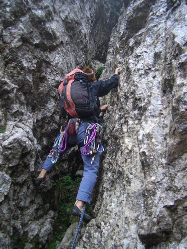 55 corso roccia
