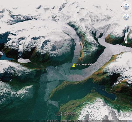 hielo continental