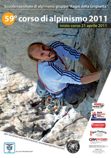 59 Corso di Alpinismo