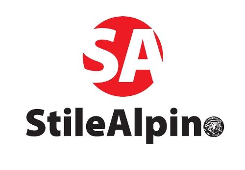 logo stile alpino